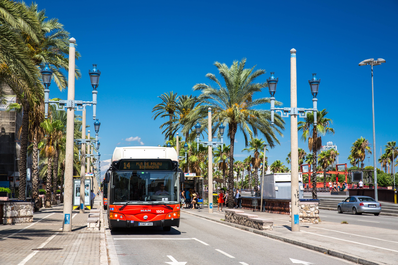 Городской транспорт в столице Каталонии – Барселоне