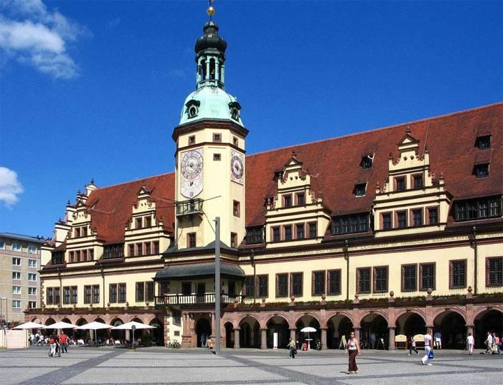 Новая ратуша, мюнхен (neues rathaus)