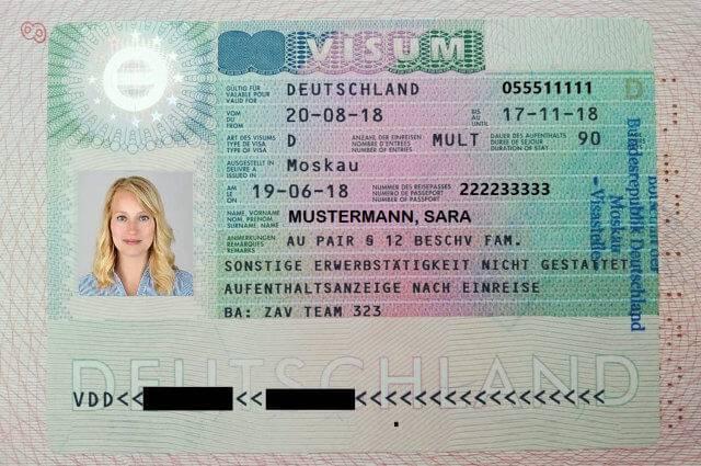 Как уехать в германию по программе au-pair    noval
