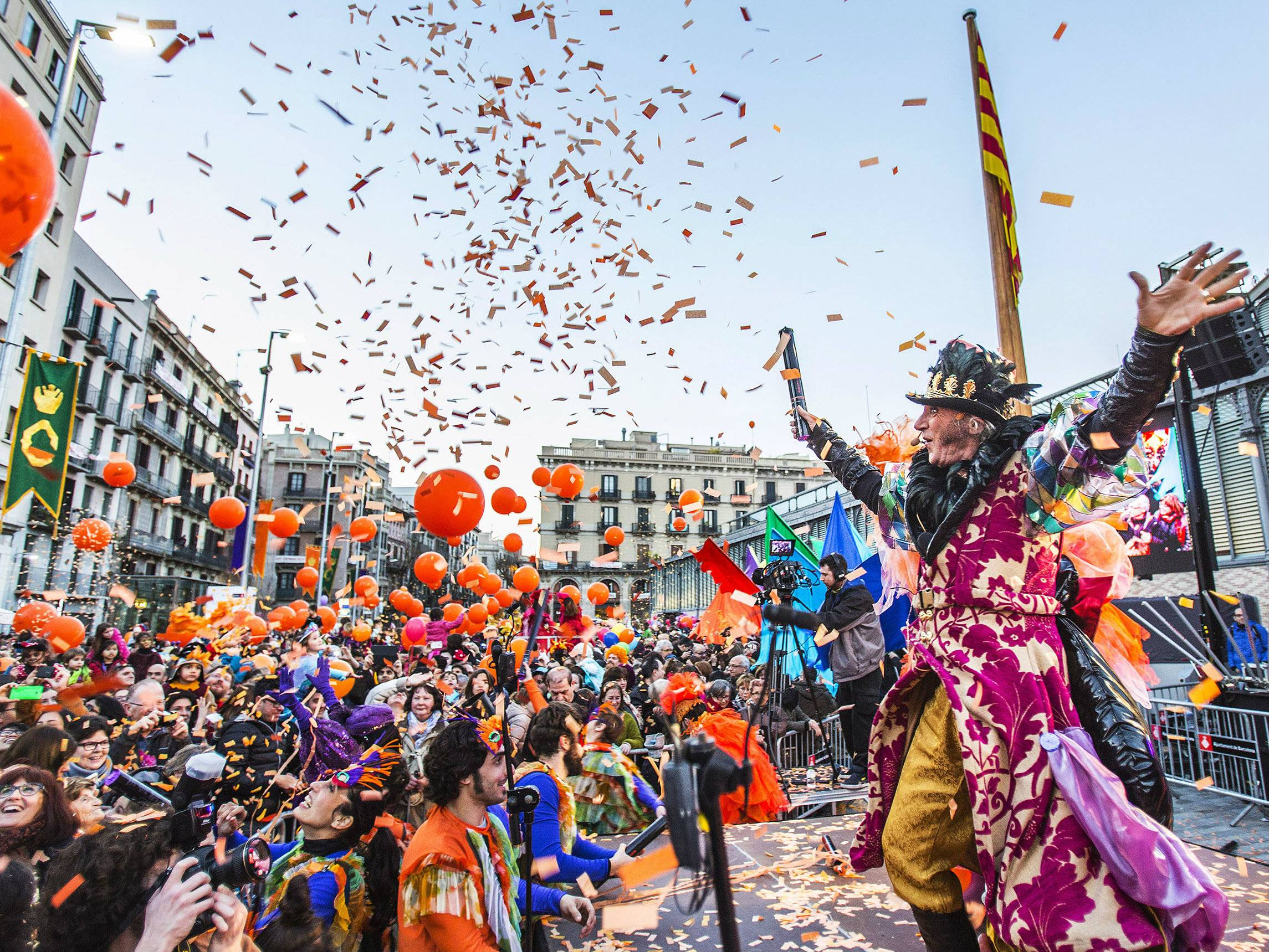 Карнавал в венеции: история и современность, фотообзор