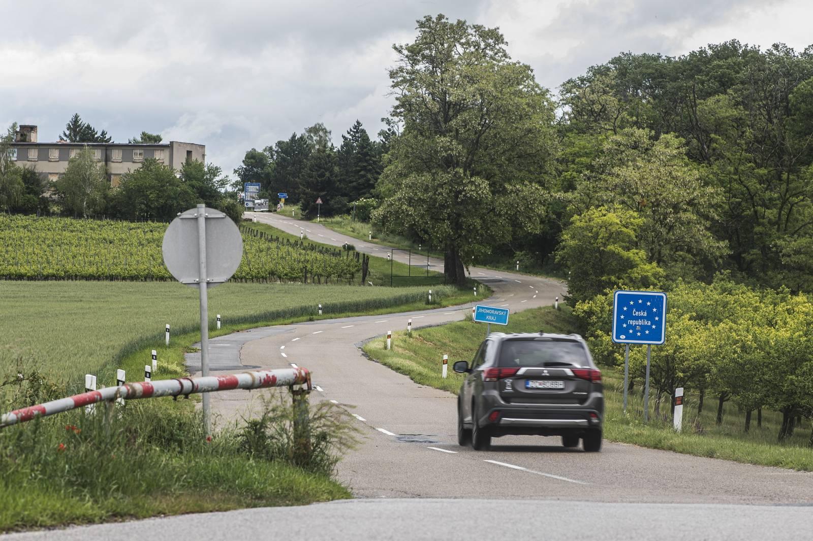 Прохождение границы с польшей на авто