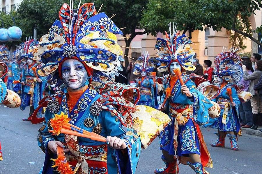Праздникики и фиесты испании провинция аликанте, календарь событий