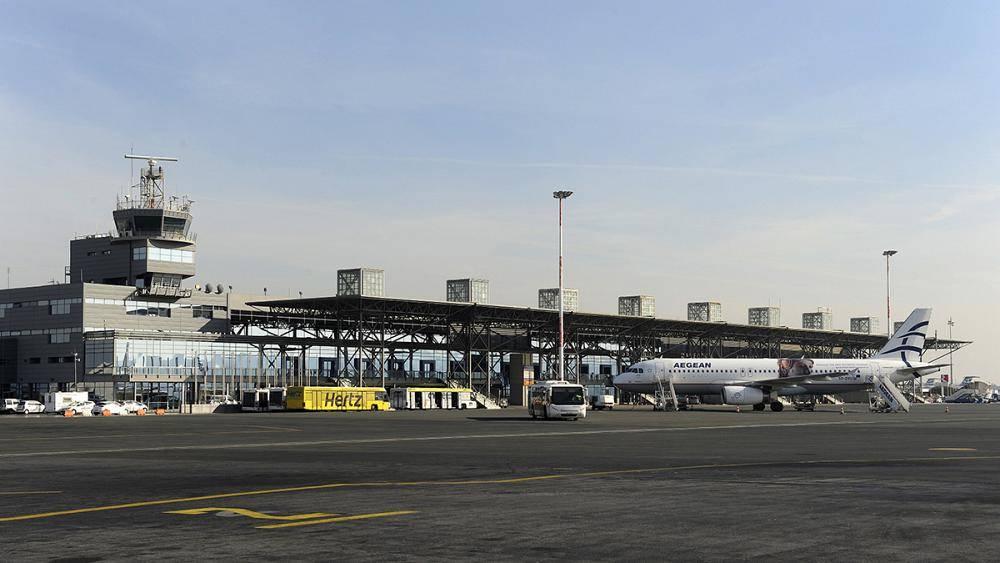 Аэропорты германии на карте