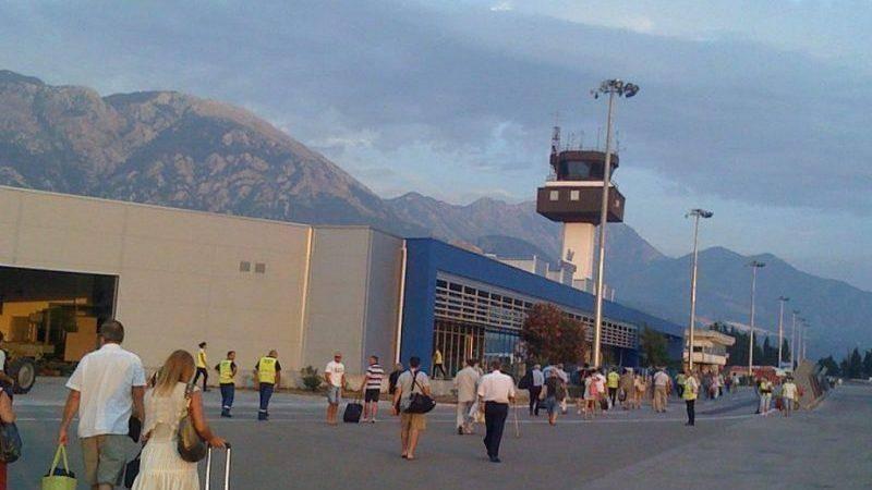 Список аэропортов черногории