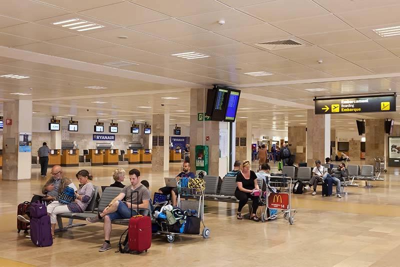 Как добраться из аэропорта жироны в центр жироны (из центра жироны в аэропорт)