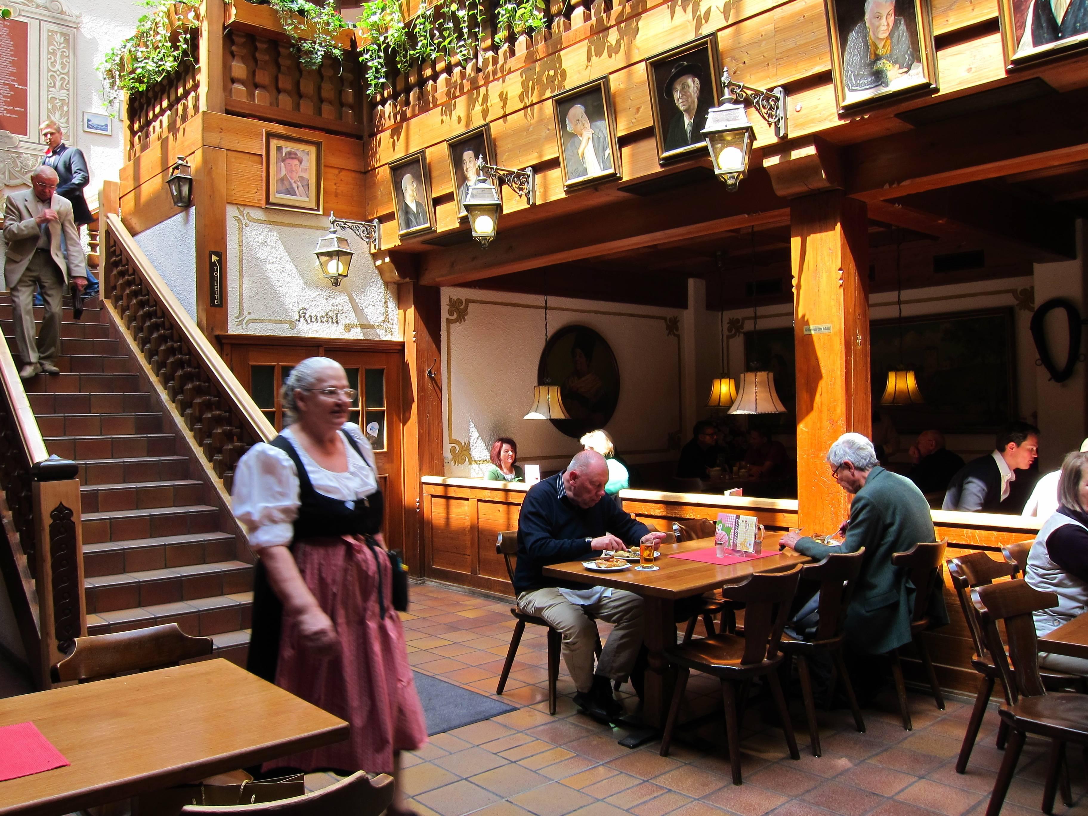 Где вкусно и недорого поесть в мюнхене, германия - советы путешественникам