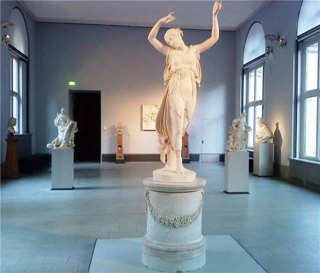 12 лучших музеев и художественных галерей в берлине