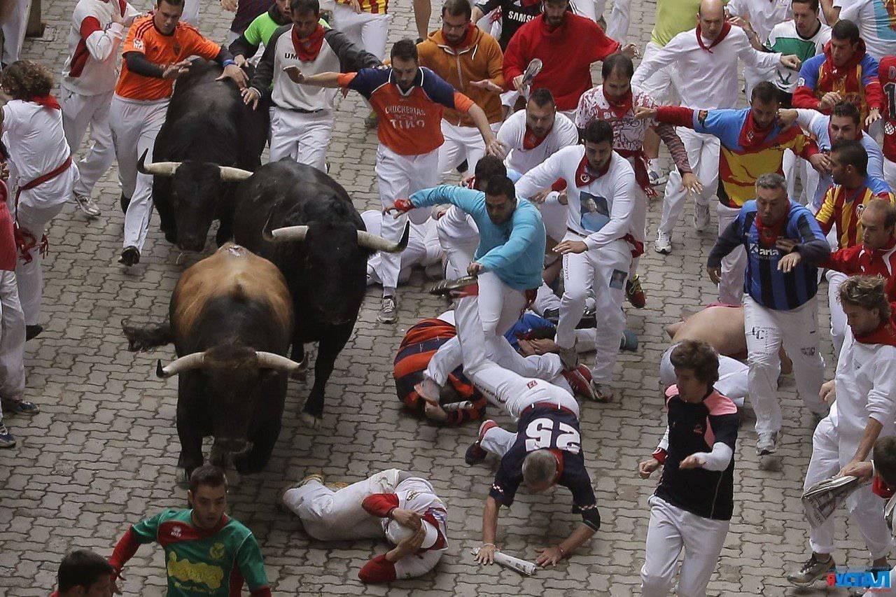 Самые популярные праздники испании