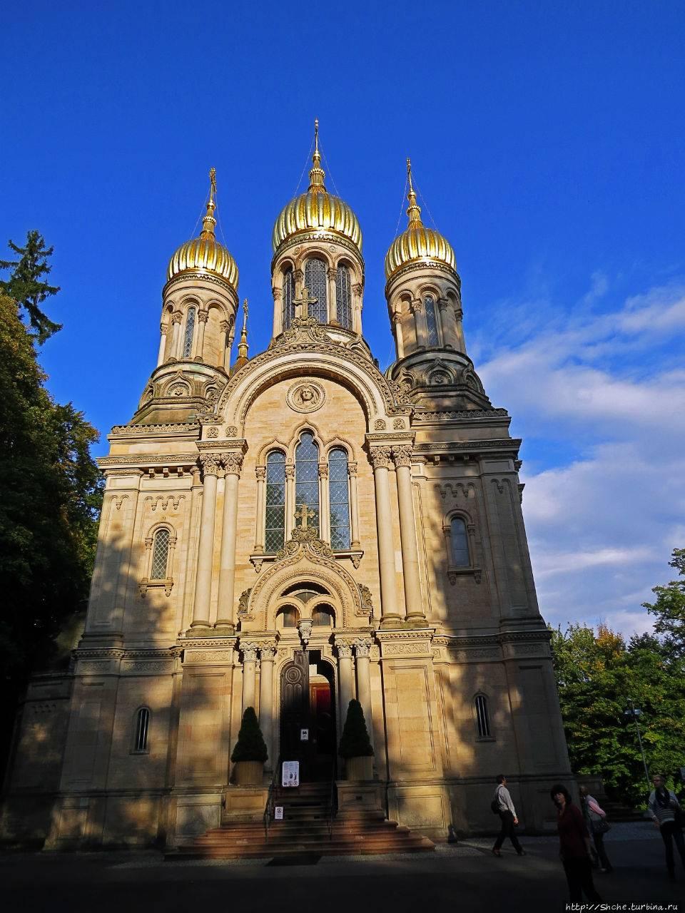Церковь святой елизаветы (голубая церковь) в братиславе