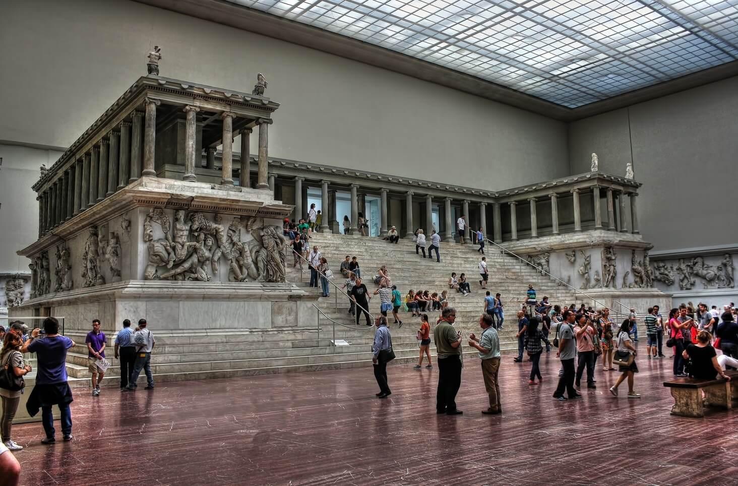 Музей пергамон в берлине: билеты, экскурсия, часы работы