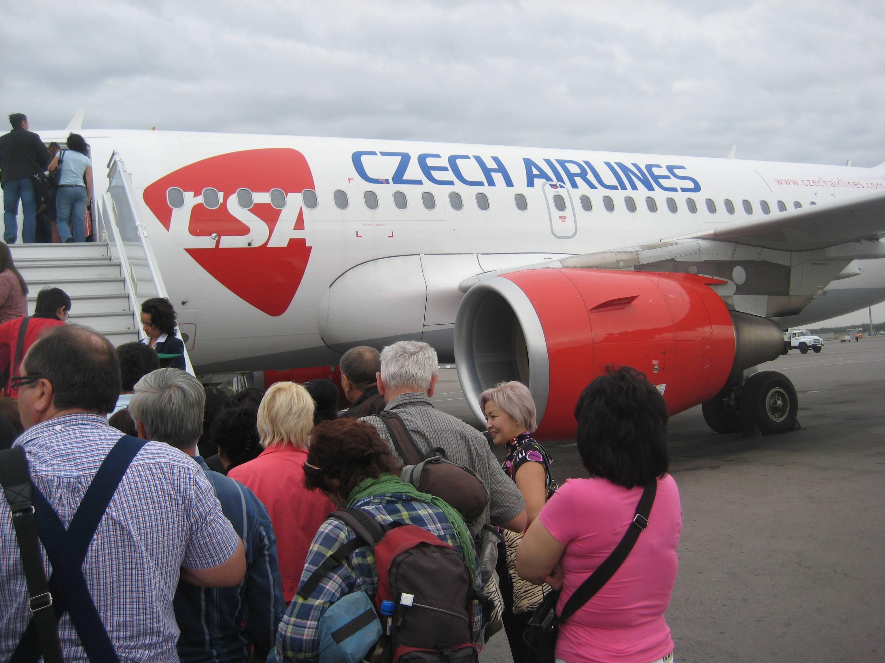 Чешские авиалинии czech airlines: авиапарк, регистрация, услуги
