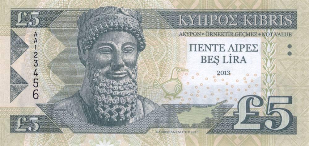 Какую валюту брать на кипр?