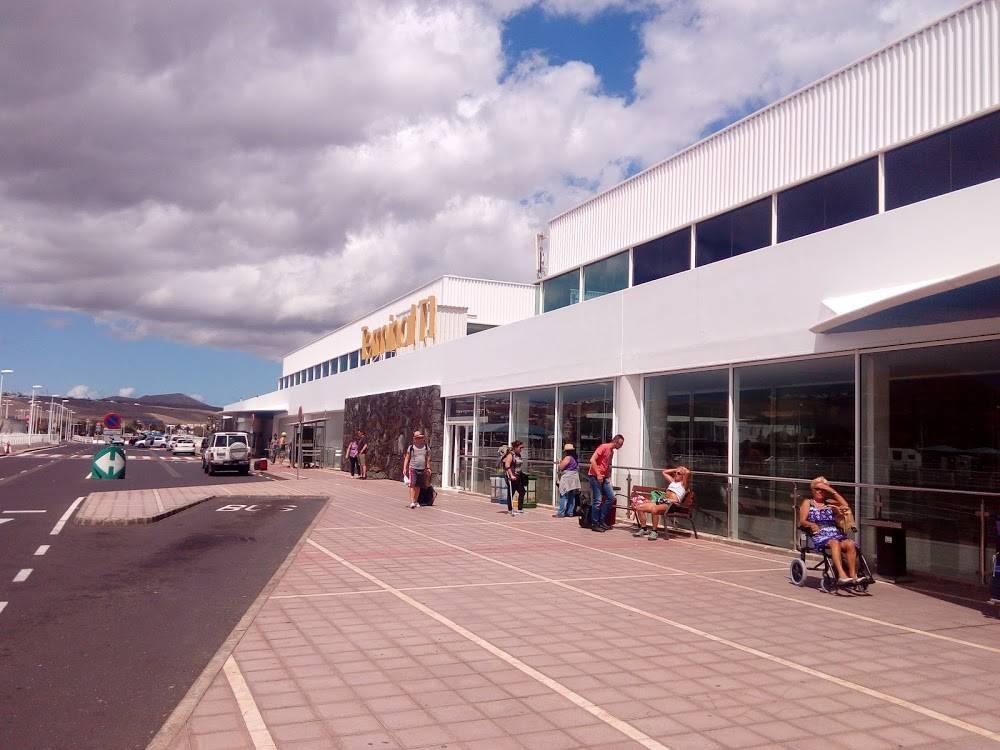 Аэропорты испании