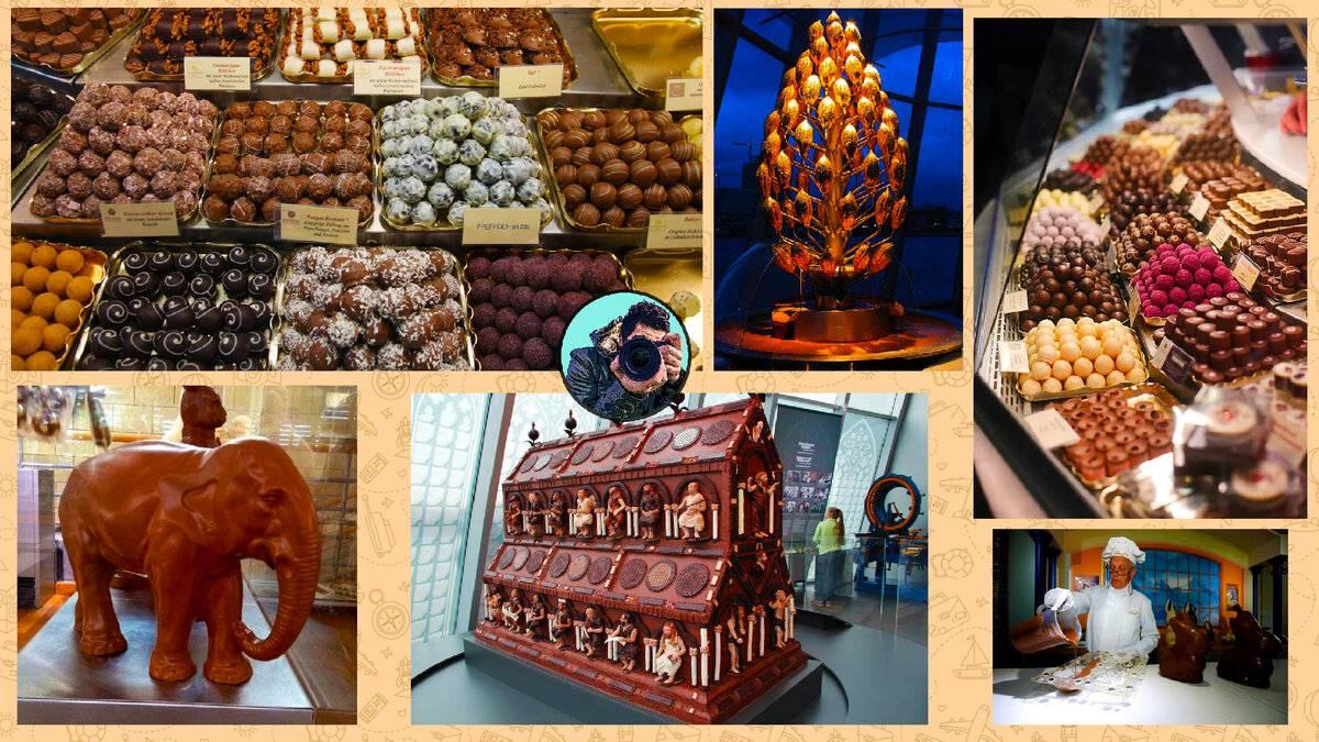 Сладкое путешествие: музей шоколада в кёльне