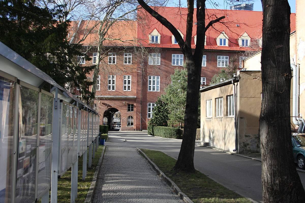 Университет бизнеса во вроцлаве (вроцлав, польша)