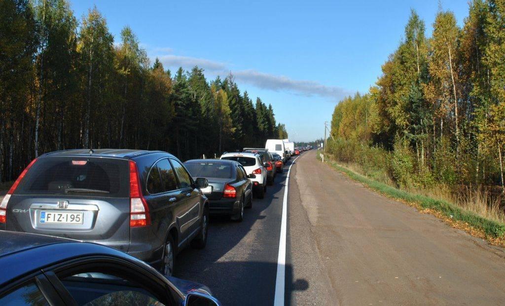 Поездка в финляндию на машине – близко и недорого