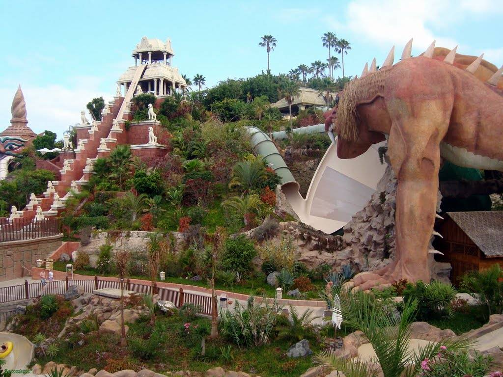 Аквапарк сиам парк тенерифе (siam park): аттракционы, цена и как купить билет онлайн
