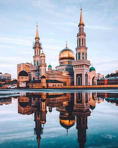 Город семи шпилей: храмы, соборы и мечети любека
