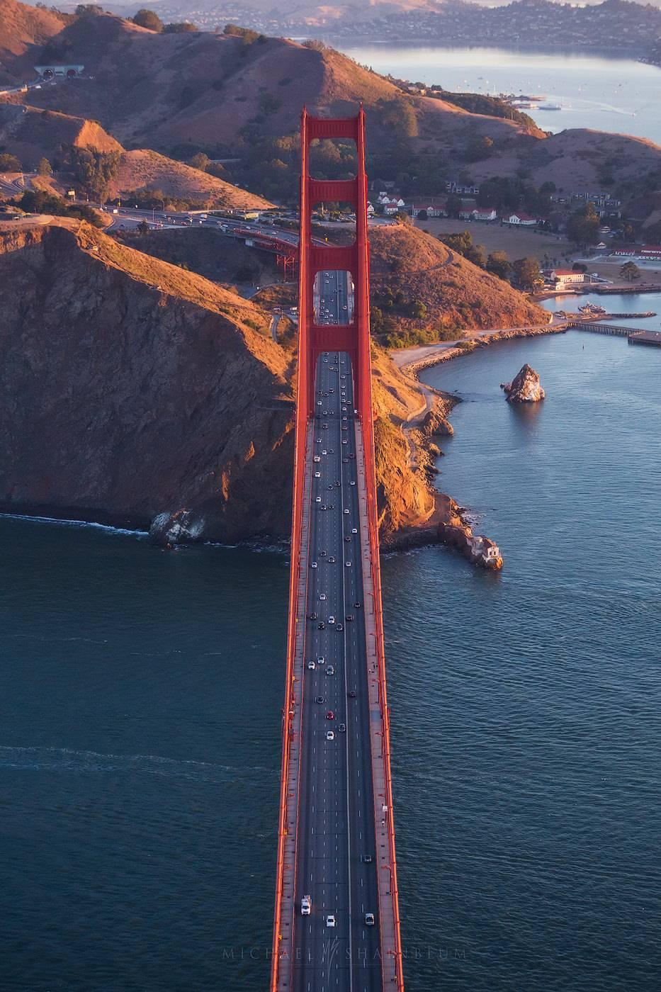 Мост золотые ворота в сан-франциско «golden gate» (калифорния, сша) — плейсмент