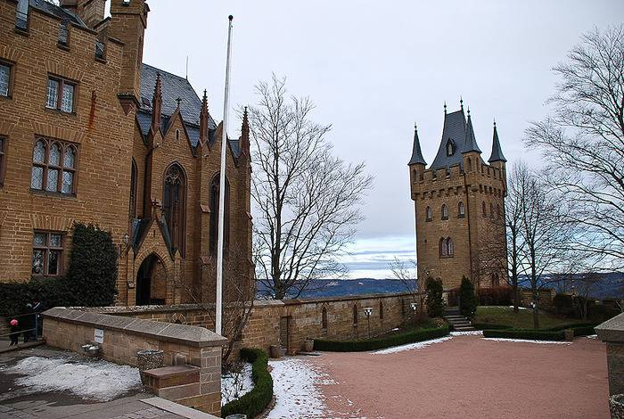 Замок гогенцоллерн в германия: история, фото, как добраться — плейсмент