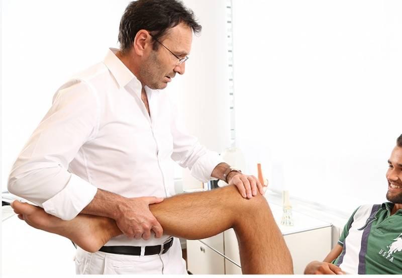 Методы диагностики и лечение в Германии болезней суставов