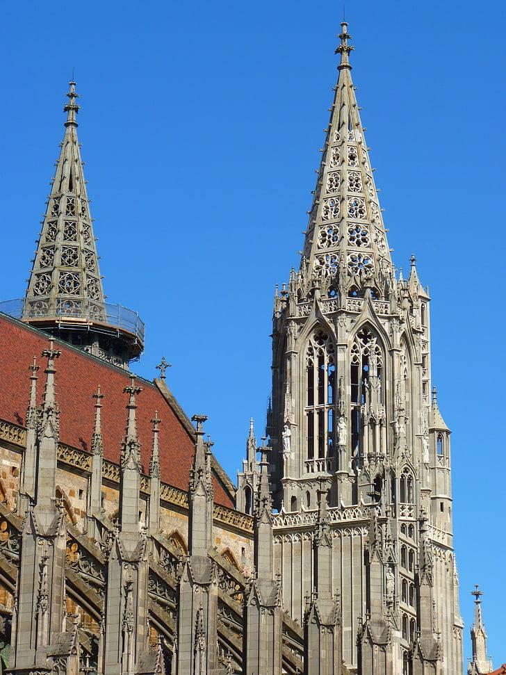 Сколько лет строили кёльнский собор на самом деле? |