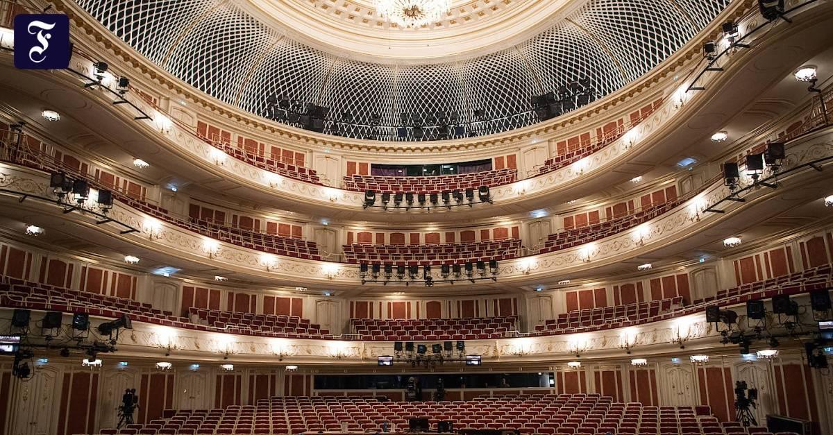 Берлинская опера: крупнейший театр германии