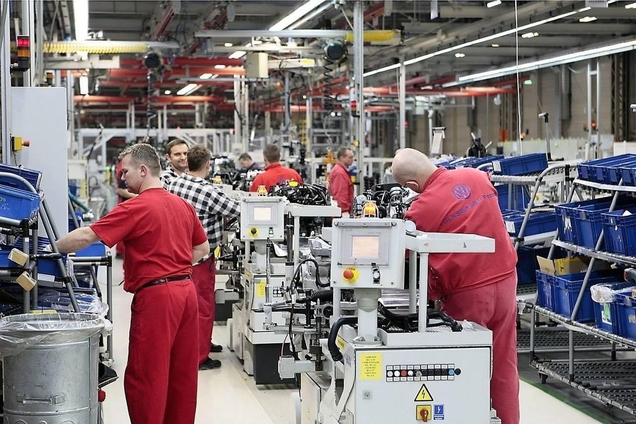 Работа в польше на заводе - свежие вакансии 2021 - 20+ профессий