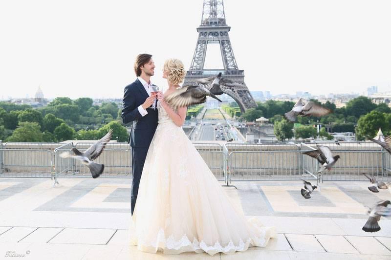 Свадьба в стиле «париж»: оформление, дресс-код, аксессуары