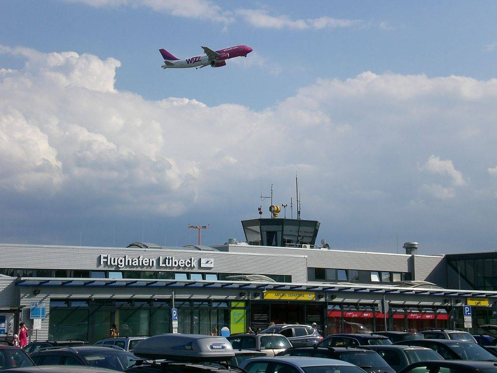 Камеры хранения, залы ожидания, парковка | инфраструктура аэропорта фульстюттель гамбург