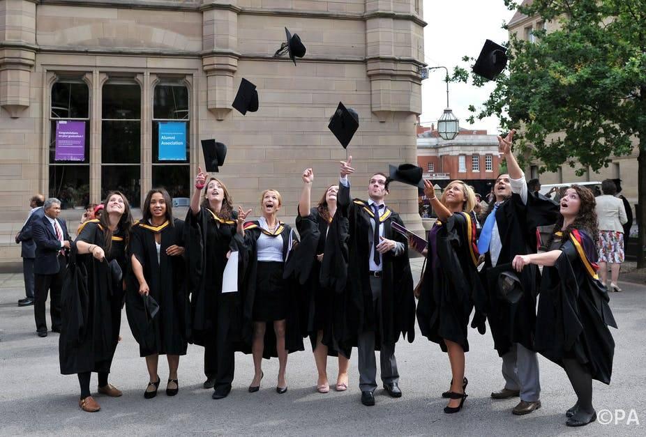 Манчестерский университет - структура условия поступления достопримечательности