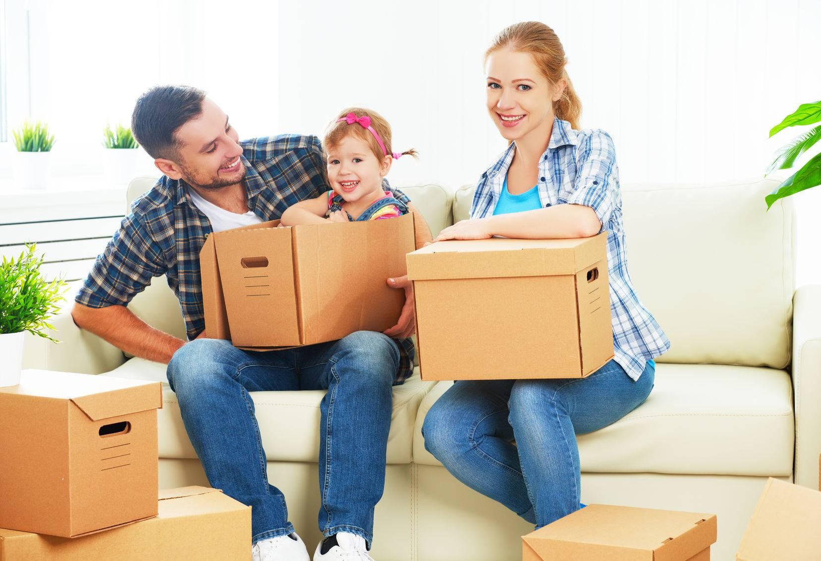 С чего начать переезд в другой город: полезные советы и рекомендации, первые шаги