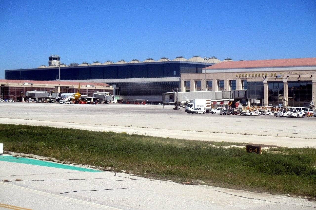 Испания - аэропорт малага - коста-дель-соль, как добраться из аэропорта малаги до центра города