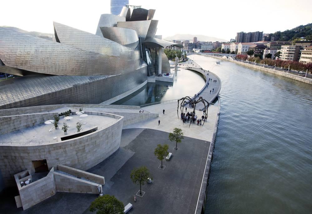 Музей гуггенхайма и еще 22 достопримечательности бильбао — крупнейшего города страны басков
