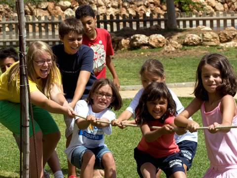 Языковые детские лагеря в испании