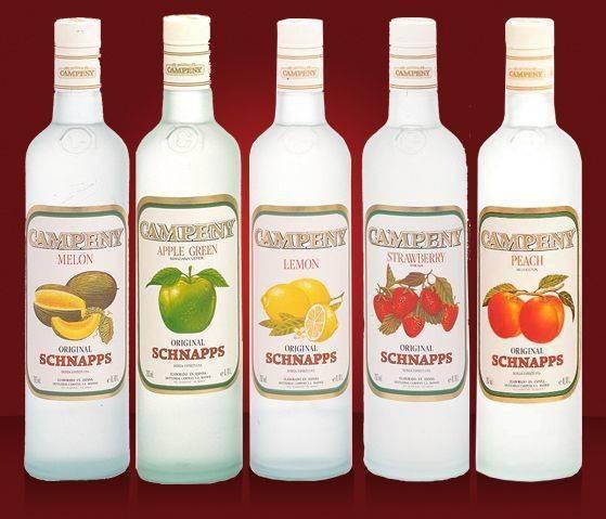 Что это за напиток шнапс? | bezprivychek.ru