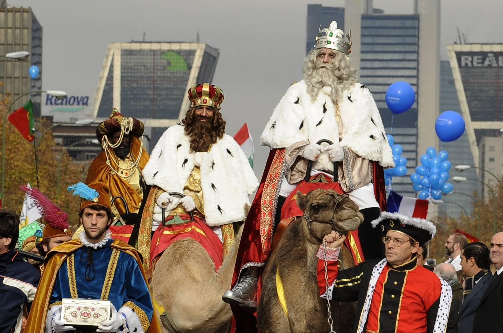 Богоявление 6 января в испании или праздник трех королей: как отмечают?