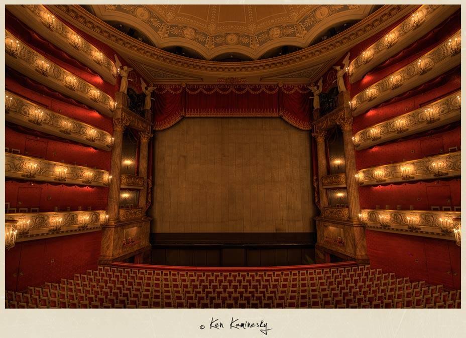 Национальный театр в мюнхене: где находится крупнейшая оперная сцена европы