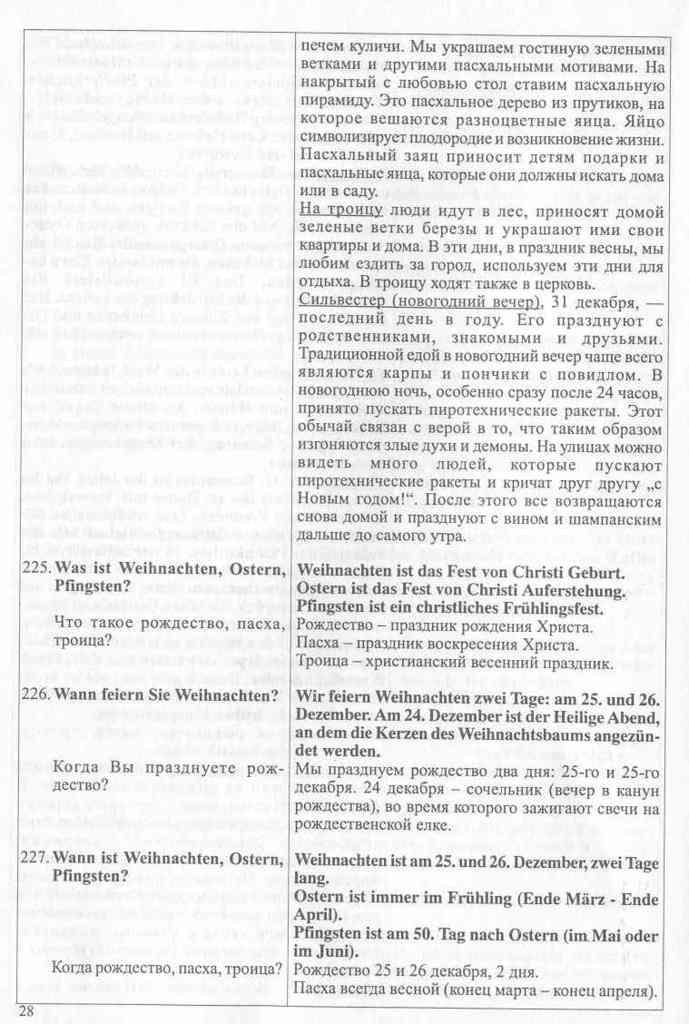Найти вопросы к шпрахтесту в немецкое посольстао | econsalting.ru