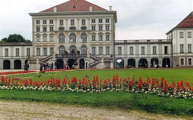 Путешествие по музею резиденции (residenzmuseum)