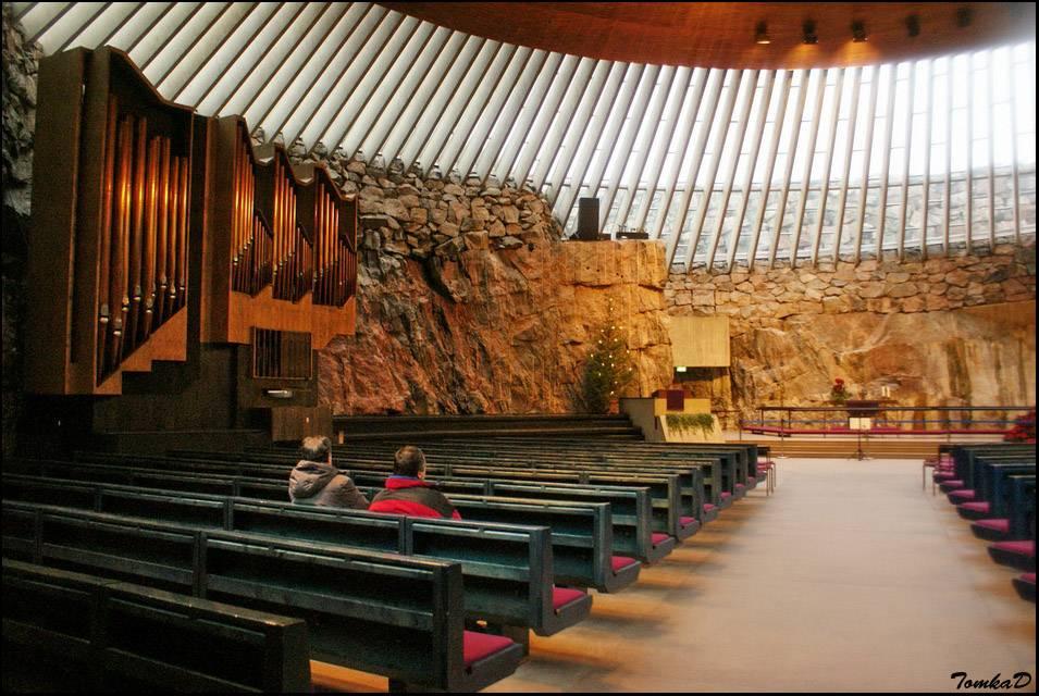 Церковь в скале, хельсинки (церковь темппелиаукио). фото, концерты, часы работы, как добраться, отели – туристер.ру