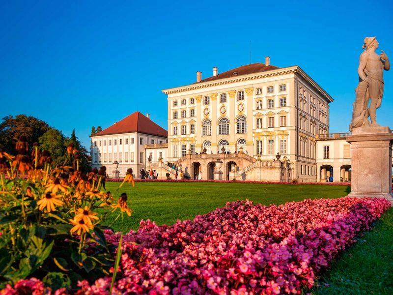 Мюнхенская резиденция - вики