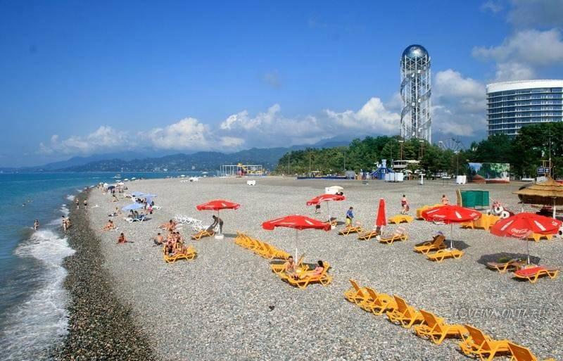 Где отдохнуть в грузии на море летом 2021: цены на курорты, отдых с детьми — суточно.ру