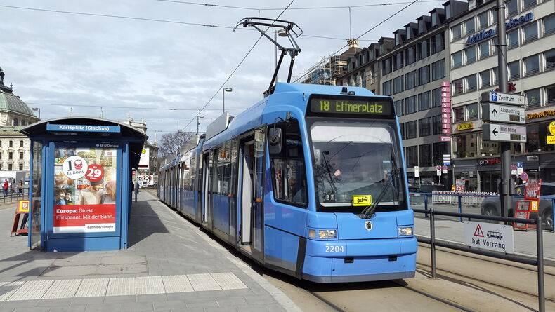 Общественный транспорт мюнхена — зоны метро, типы билетов, цены
