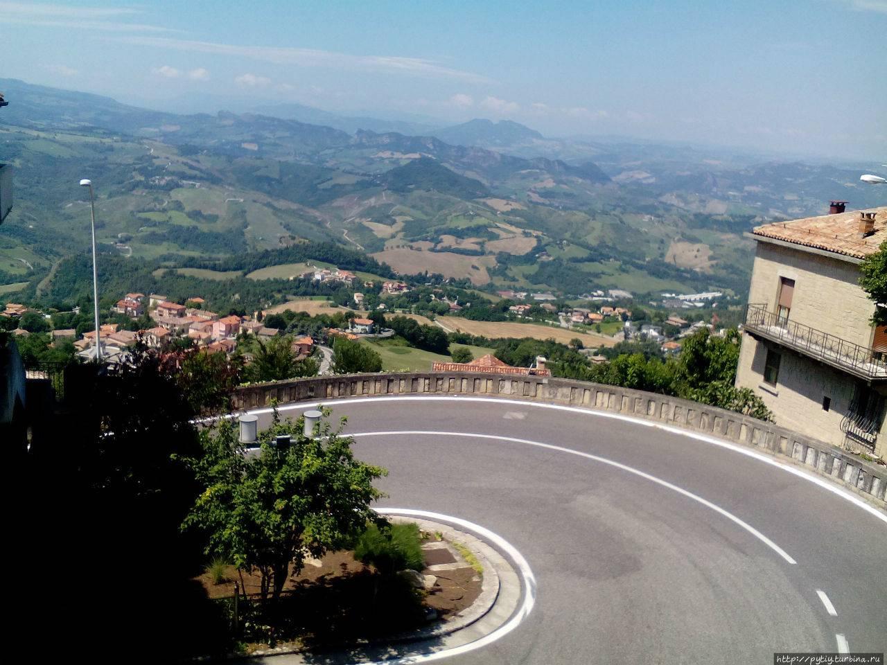 Что посмотреть в италии на машине самостоятельно - маршрут, описание, отзывы, карта