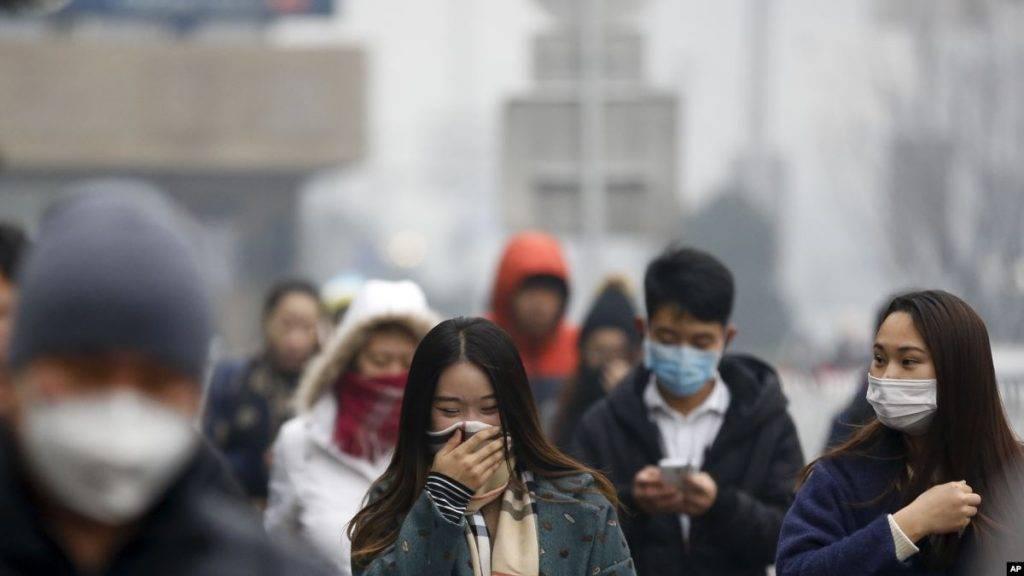 На улицы города опустился густой желтый туман. есть ли повод для беспокойства и как обезопасить свое здоровье?