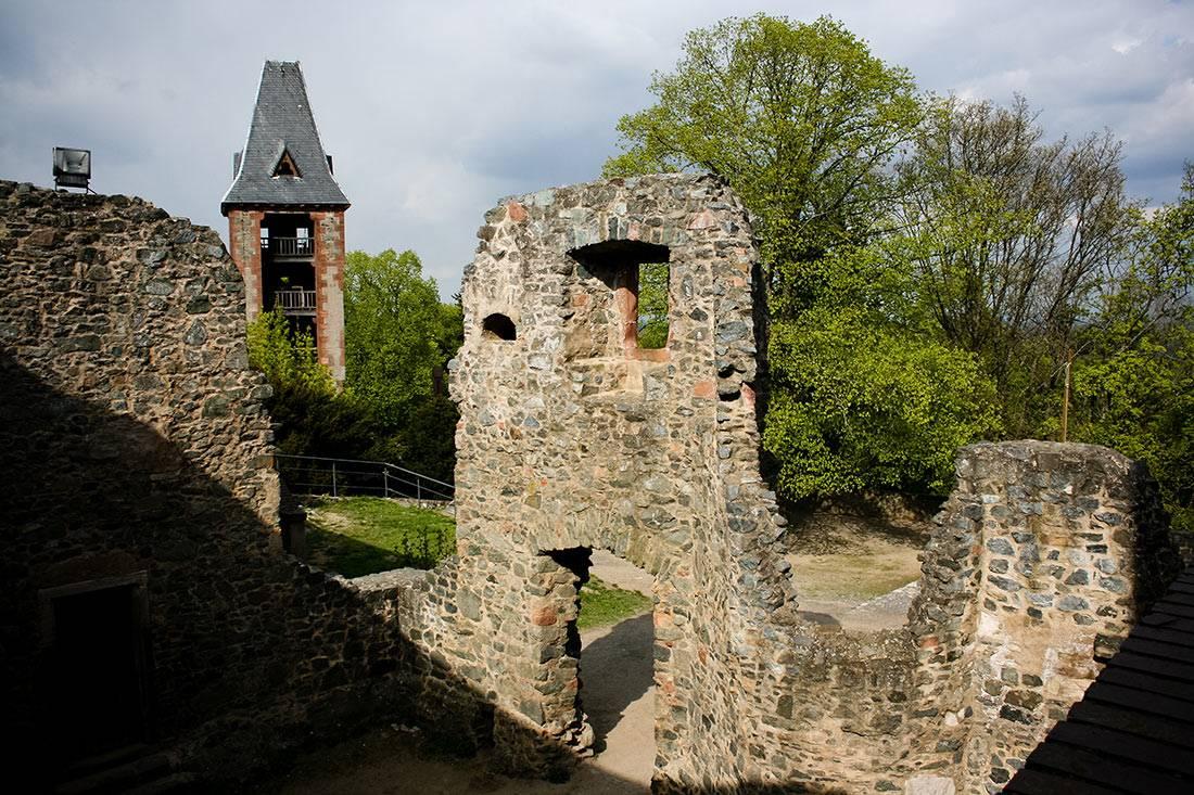 Легенда замка франкенштейн: история создания и особенности достопримечательности