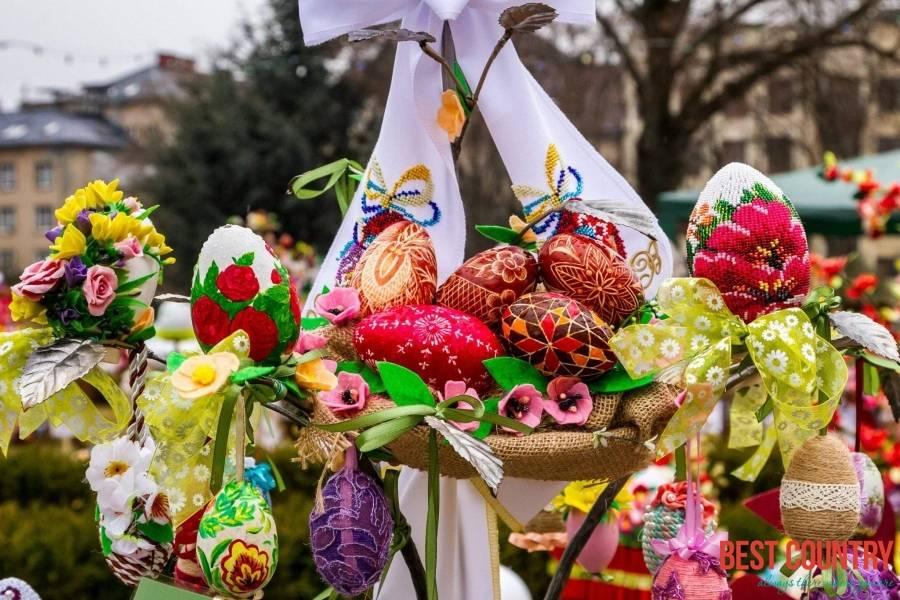 Когда в германии празднуют пасху - дневник садовода parnikisemena.ru
