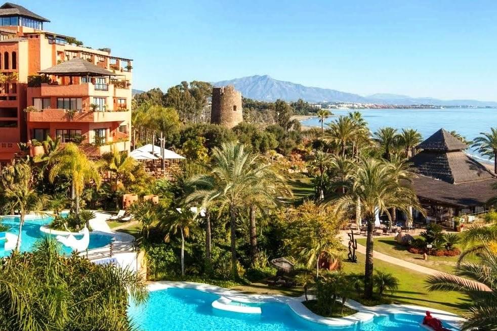 Описание испанских курортов по регионам.