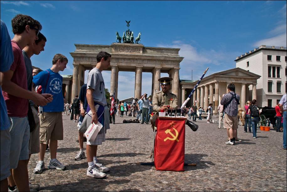 В каком районе берлина лучше остановиться туристу